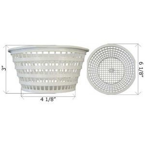 INTERNATIONAL LEISURE PRODUCTS 8928 SKIMMER BASKET OLYMPIC