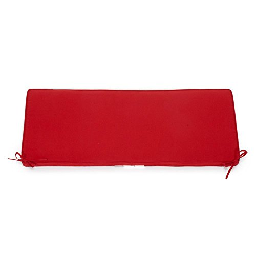 Coral Coast Classic 55 X 18 In Outdoor Porch Swingamp Bench Cushions