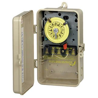Intermatic Pool Timer 110 Volts