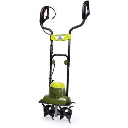 Sun Joe Tiller Joe 65-amp Electric Garden Tillercultivator With Folding Handle For Less Storage Space&ndash Tj600e