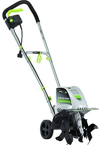 Earthwise 11-inch 85-amp Corded Electric Tillercultivator Model Tc70001 po455k5u 7rk-b261056
