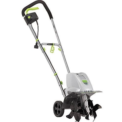 Earth Wise Metal TC70001 11-inch 8-12 Amp Electric Tiller Cultivator