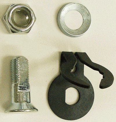 Vine and Light Tree Loppers - Professional - CENTER BOLT NUT WASHER CLIP