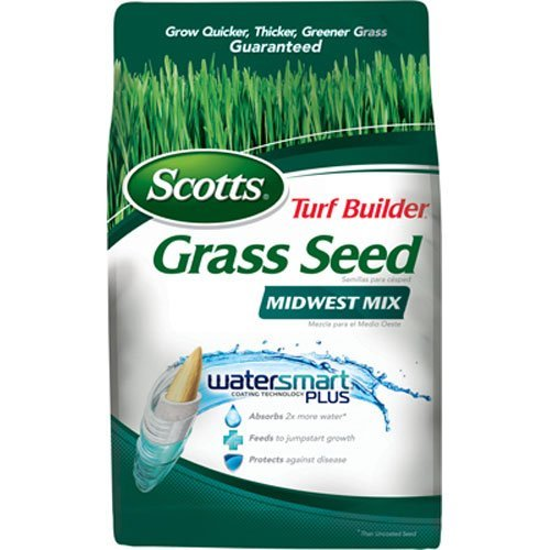 Scotts Turf Builder Grass Seed - Midwest Mix 7-Pound Not Sold in CA LA