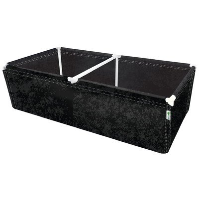 Geopot Pl72x36x20 Raised Planter Bed 72-inch By 36-inch By 14-inch