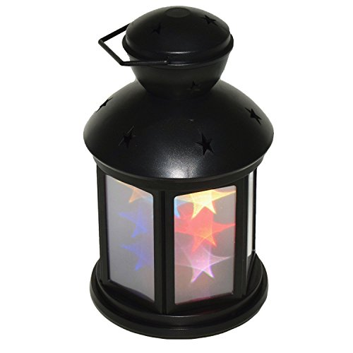 The Amazing 3D Star Lantern LED Holographic lighting Effect