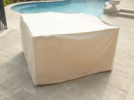 Covermatesndash Indooroutdoor Patio Square Dining Table And Chair Set Cover 76w X 76d X 30hndash Select Collection