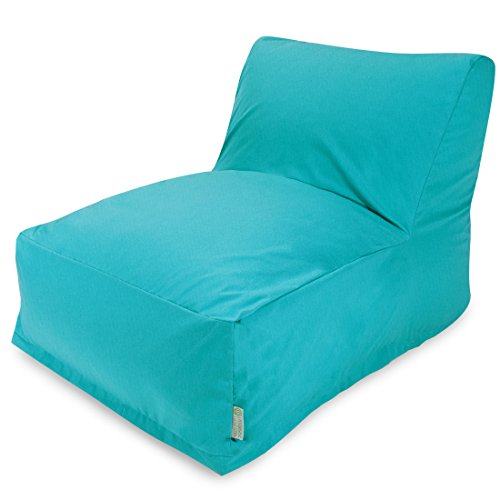 Majestic Home Goods Bean Bag Chair Lounger Teal