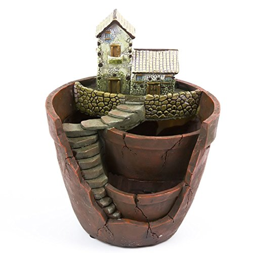 Plants Pothgrope Tiny Creative Flower Pot Holdershanging Garden Design With Sweet House