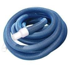 Premium Pool Vacuum Hose with Swivel Cuff 35-Feet by 1-12-Inch
