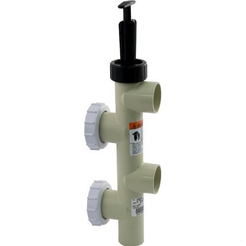 Pentair 2 Inch Pvc Side Mount Pool Filter Slide Valve - 263064