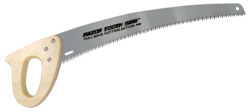 Corona RS 7500D Razor Tooth Pruning Saw 18-Inch Curved Blade