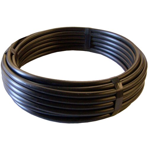 Genova Products 910071 34-Inch x 100-Foot 100 PSI Poly Cold Water PlumbingIrrigation Pipe Tubing Roll