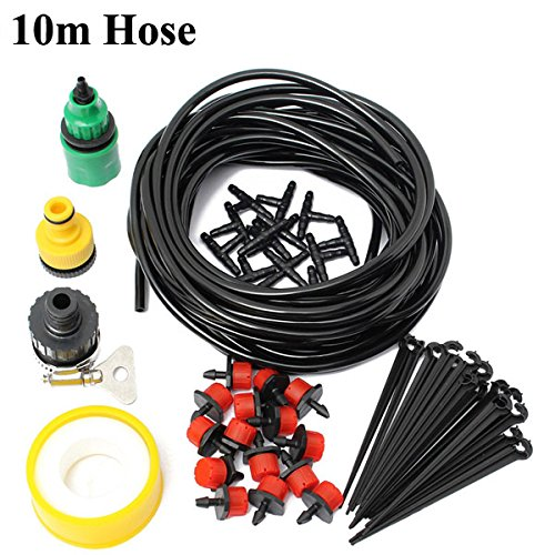 10m Micro Drop Irrigation System Atomization Micro Sprinkler Cooling Suite
