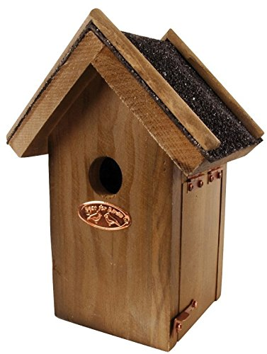 Esschert Design Wren Bird House - Antique Wash