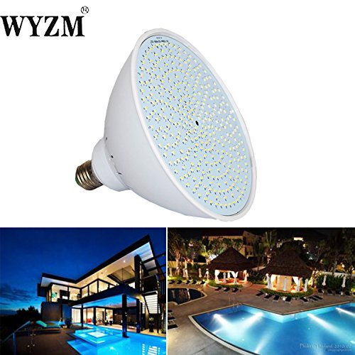 Wyzm 120v Color Changing 20watt Pool Lights Led,300w Halogen Bulb Replacement, Led Swimming Pool Light Bulb For