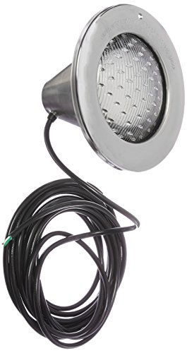Hayward SP0583SL30 AstroLite Underwater Lighting Stainless Steel Face Rim with 30-Foot 500-Watt 120-Volt Cord