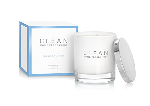 CLEAN Home Fragrances Candle Fresh Laundry