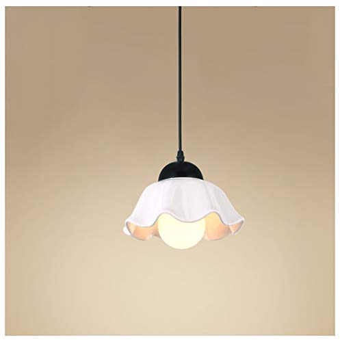 YT Ceramic Pendant Light Simple Restaurant Chandelier Modern Ceiling Lighting for Living Room Bedroom Decorative Lighting