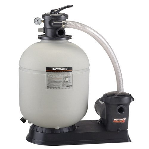 Hayward Pro Series S210t93s 21-inch Top-mount Above Ground Pool Sand Filter System With 15-hp Matrix Pump