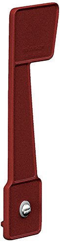 Salsbury Industries 4316D Replacement Flag for Designer Roadside Mailbox Burgundy