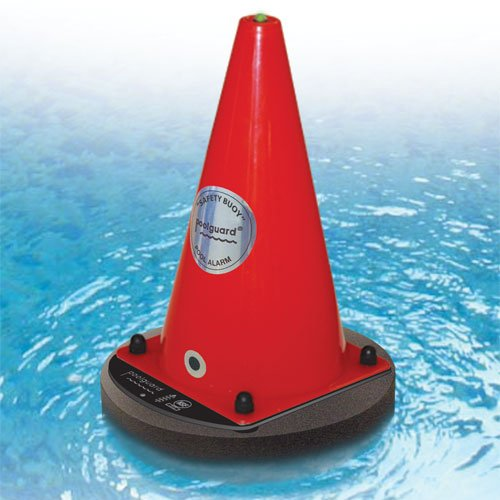 Poolguard Safety Buoy In Ground And Above Ground Pool Alarm - Pgrm-sb
