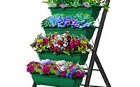 4-Ft-Raised-Garden-Bed-Vertical-Garden-Freestanding-Elevated-Planters-5-Container-Boxes-Good-for-Patio-Balcony-Indoor-Outdoor-Cascading-Water-Drainage-to-Grow-Vegetables-Herbs-Flowers-1-Pack-5.jpg